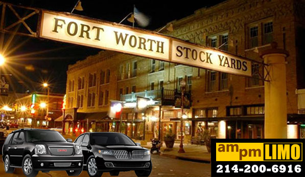 Fort Worth Stockyard Limo Service
